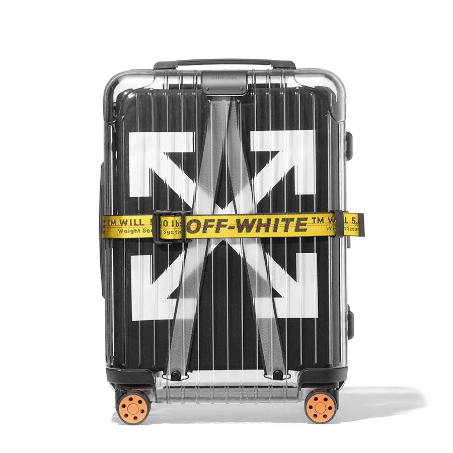 OFF-WHITE Rimowa See Through Case Black