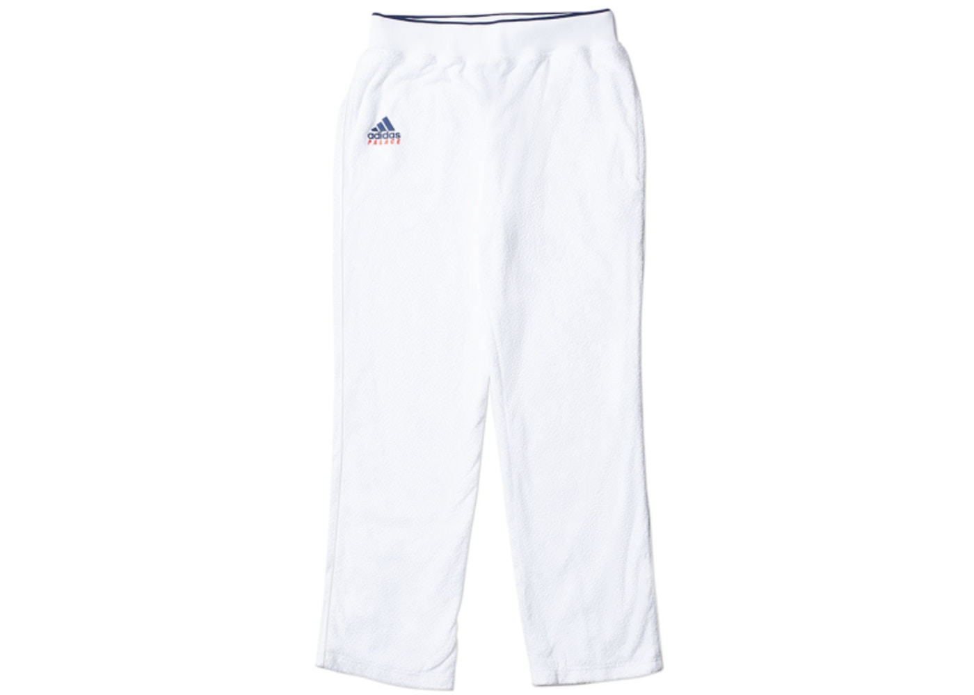 93ff6210 Palace adidas Ladies On Court Towel Track Pant White - SS18