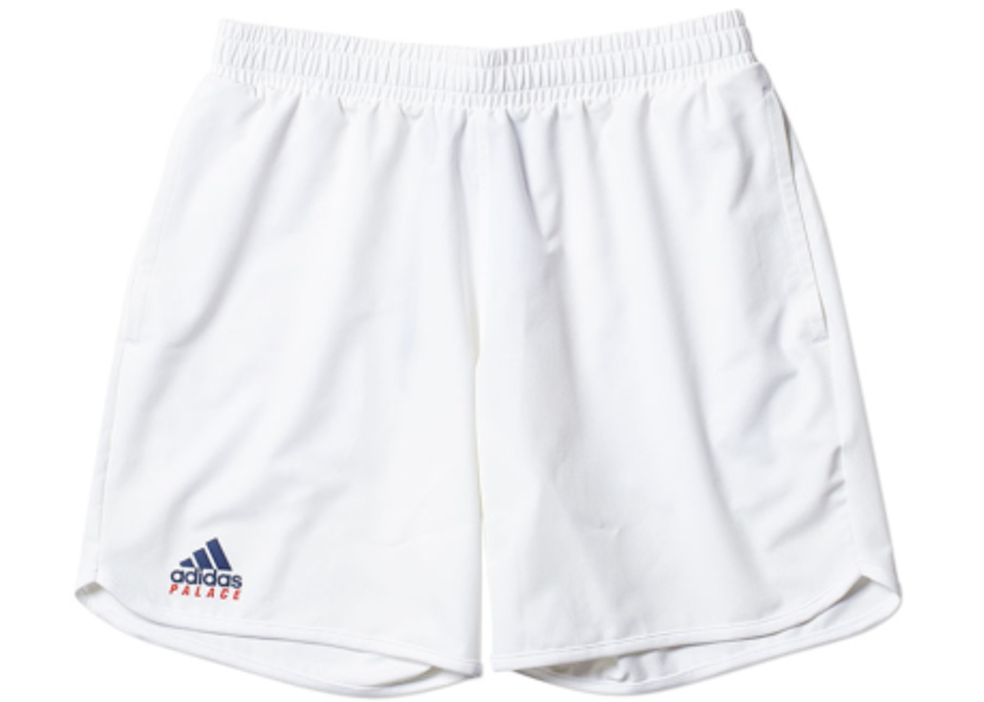 d20fb7c3 Palace adidas On Court Short White - SS18