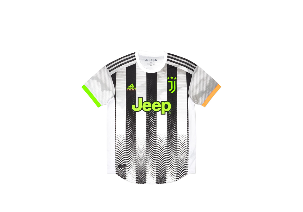 Palace Adidas Palace Juventus Authentic Fourth Jersey White