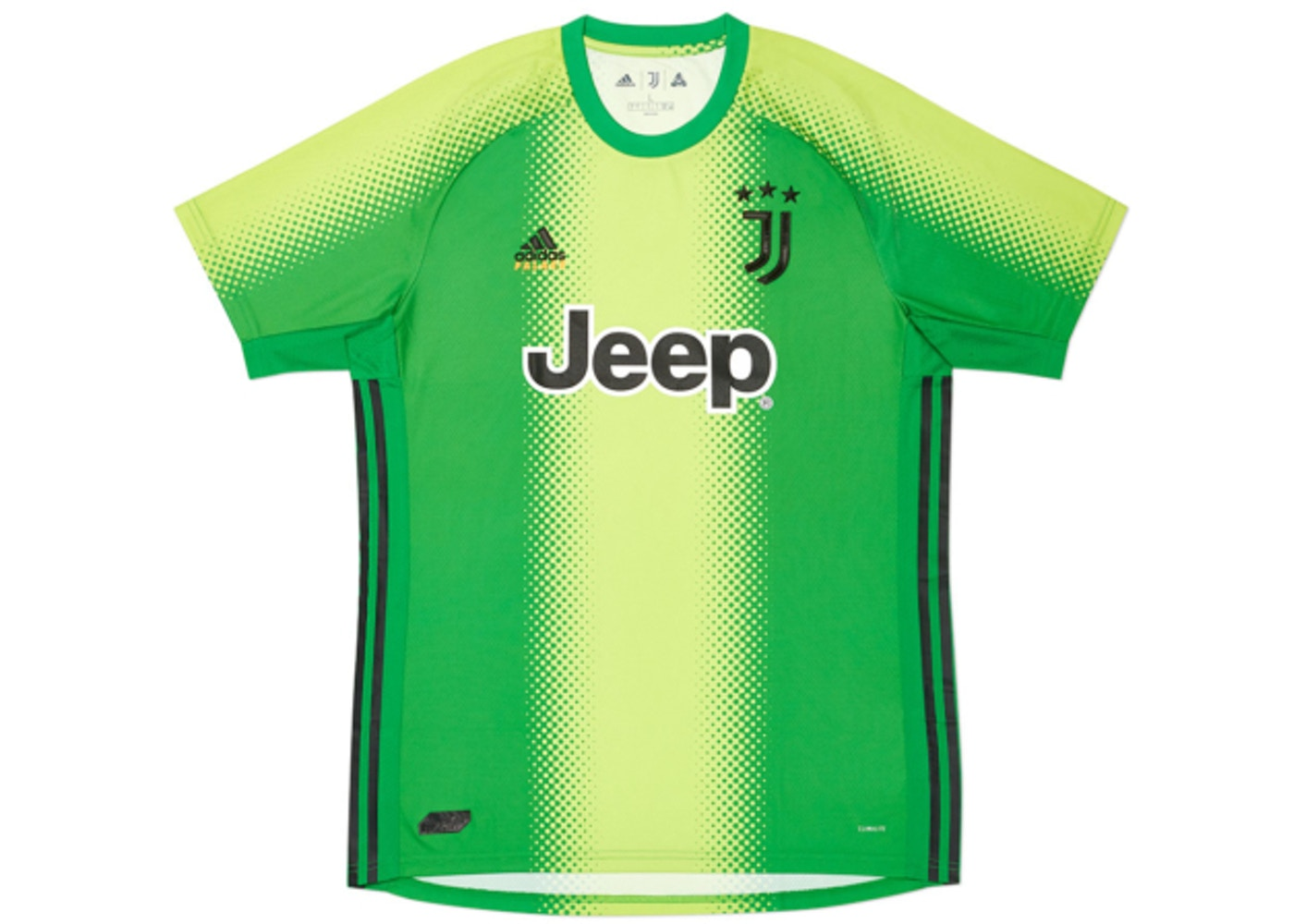 Buscar a tientas extraterrestre lotería  Palace Adidas Palace Juventus Fourth Goalkeeper Jersey Slime/Green - FW19