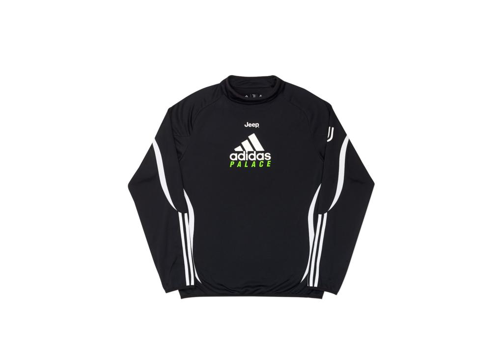 AdidasPalace Juventus Warmup Top Black