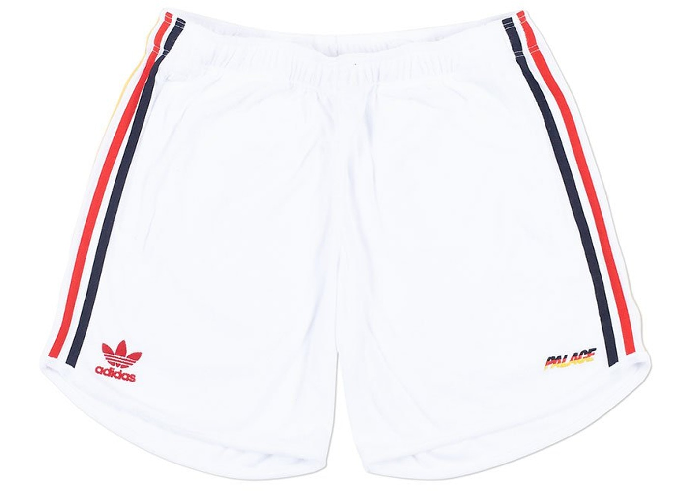 0406a9d990 Palace adidas Terry Shorts White. adidas Terry