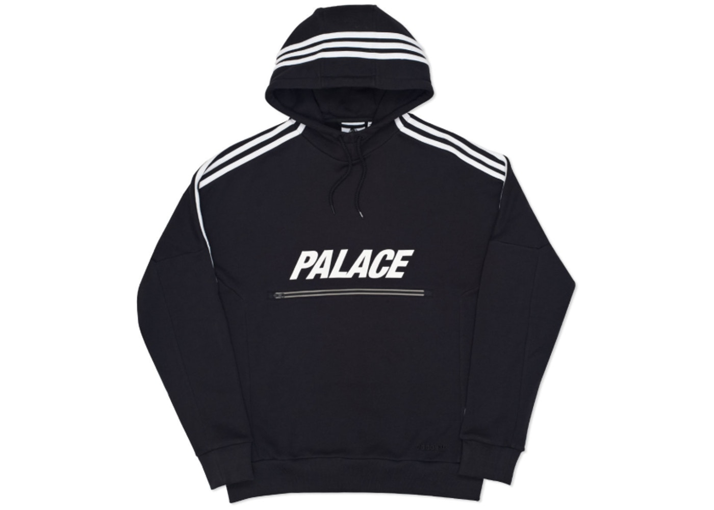 d61b03f5 Palace adidas Track Top Black/White - Adidas Summer 2016