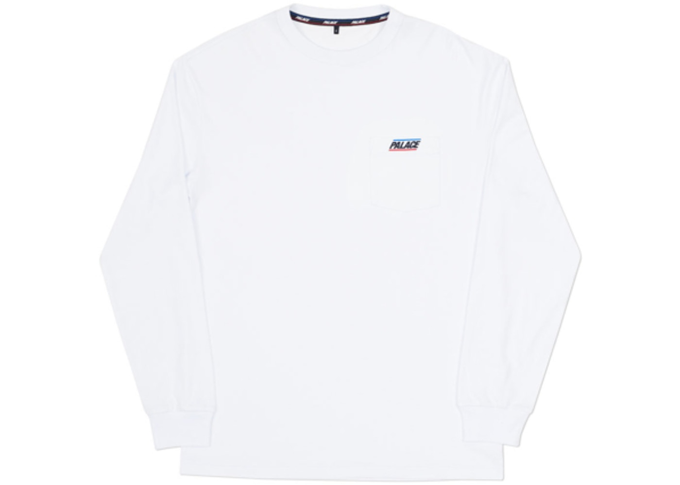 7aef210b Sell. or Ask. Size M. View All Bids. Palace Basically A Pocket Longsleeve  White