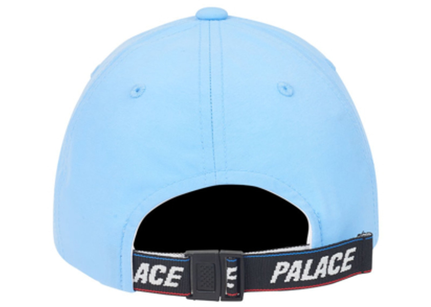 da015002a Palace Basically A Sports Shell 6-Panel Blue - SS19