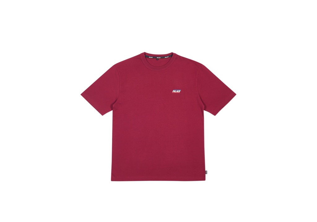 Palace Basically A T-Shirt (FW18) Cherry Red