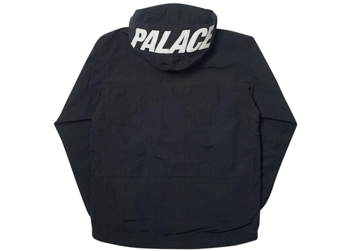 e845901d2921 Palace Bello Jacket Black - FW18