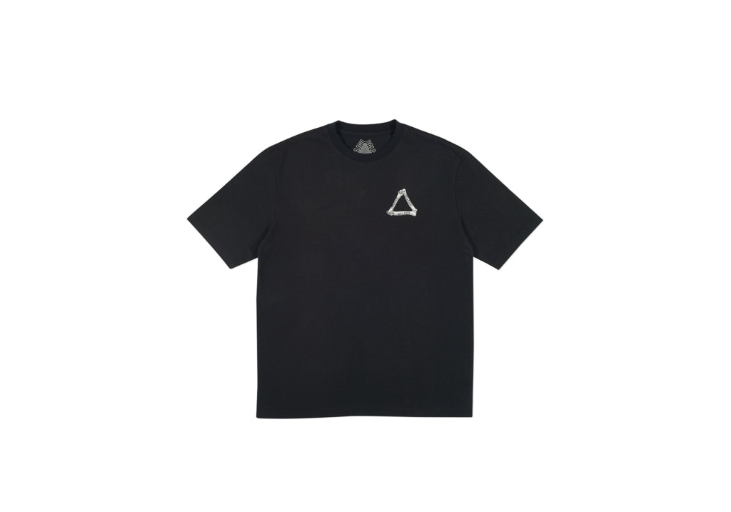 Palace Bones T-Shirt Black