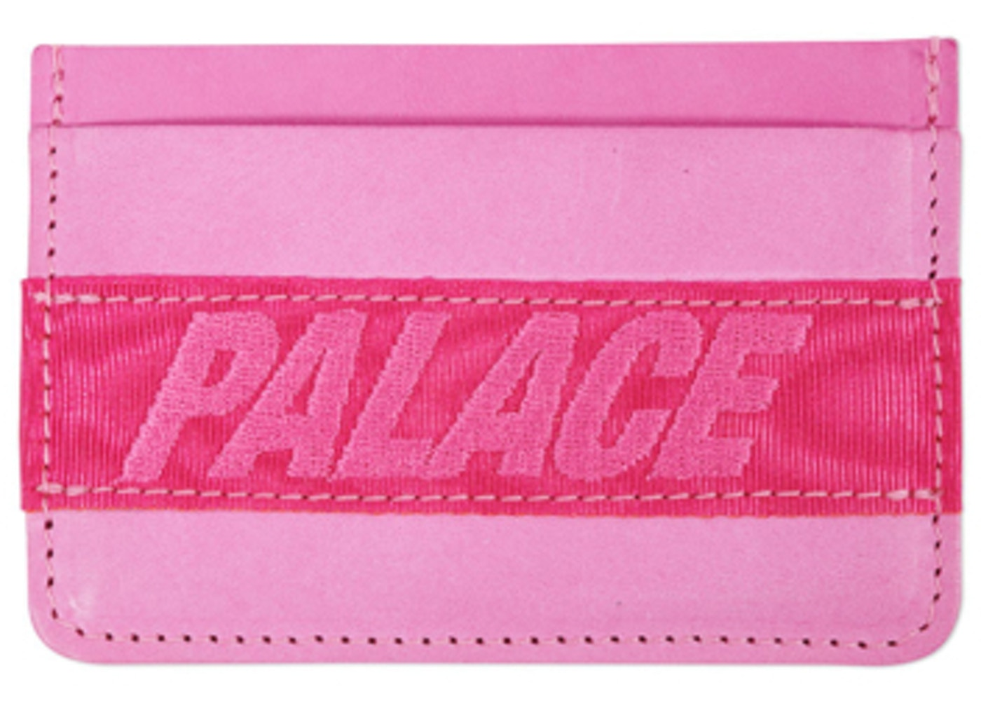 palace card holder pink - Pink Card Holder