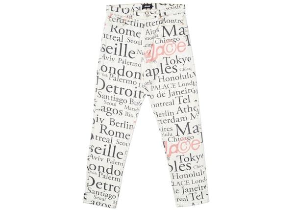9aaeafbe Streetwear - Palace Bottoms - Highest Bid