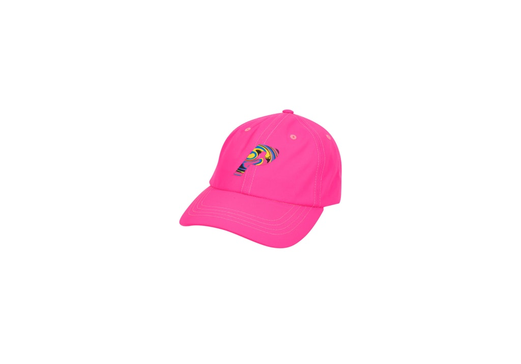 Palace Electro Shell P 6-Panel Neon Pink