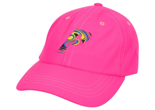 ba67ffd470c33 Palace Electro Shell P 6-Panel Neon Pink