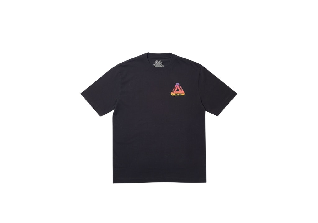 Palace Globular T-Shirt Black