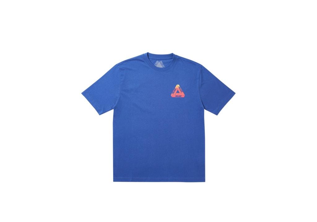 Palace Globular T-Shirt Blue