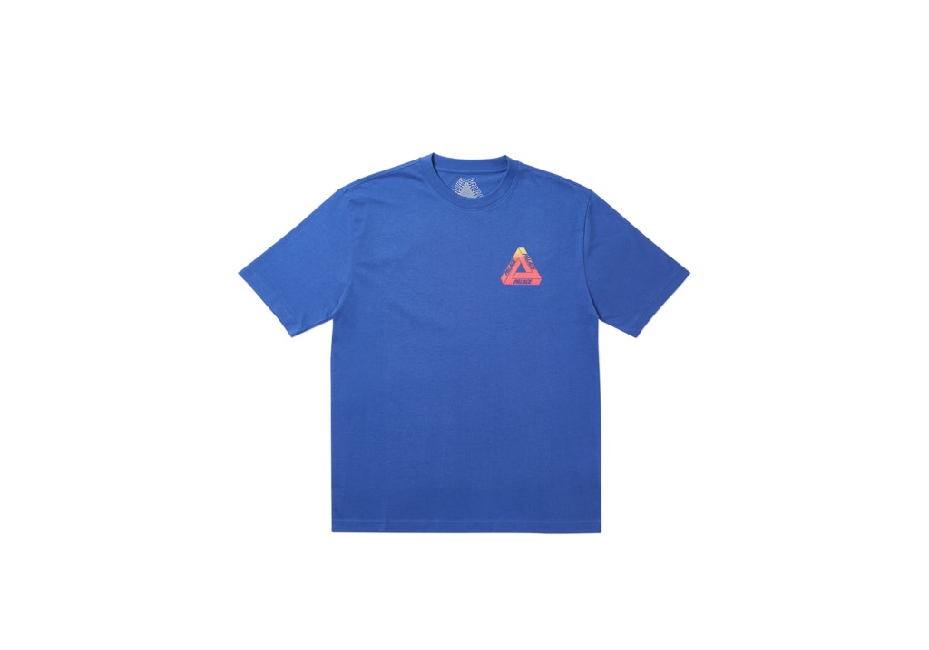 Palace Globular T-Shirt Blue