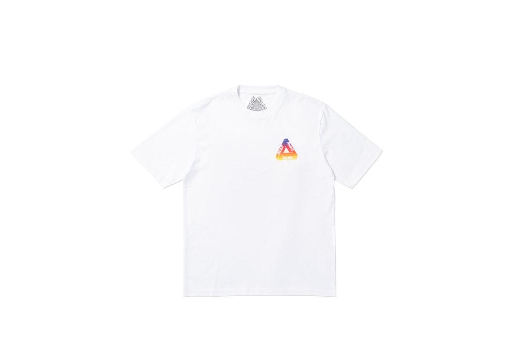 Palace Globular T-Shirt White
