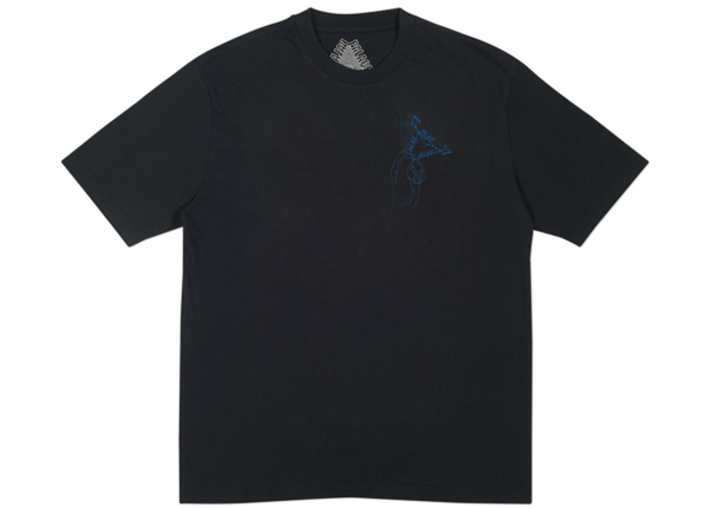 361b8bee Palace Grand Master T-Shirt Black - FW18