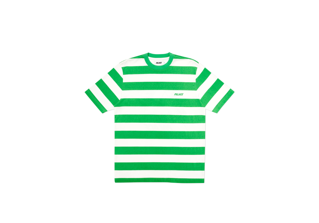 Palace Heavy T-Shirt Green