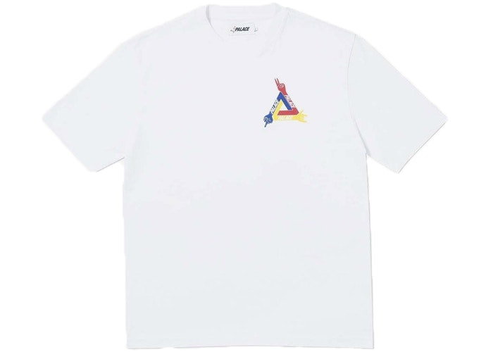 Palace JCDC T-Shirt White