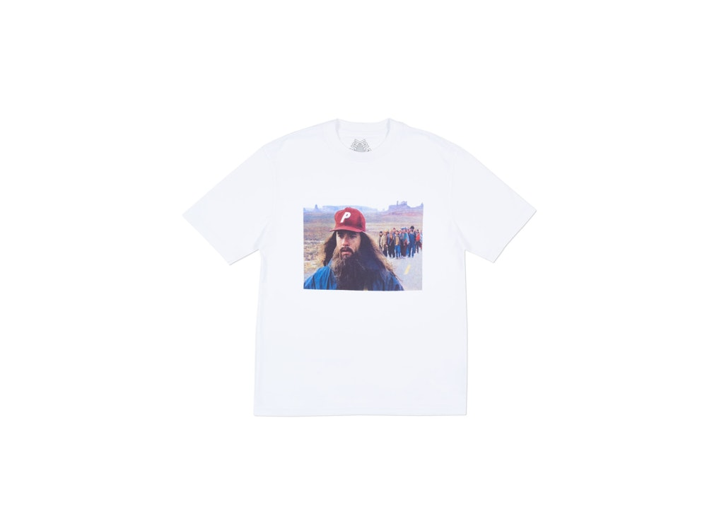 Palace Jenny T-Shirt White