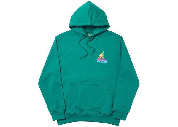 f09978b5f42c Streetwear - Palace Tops Sweatshirts - Total Sold