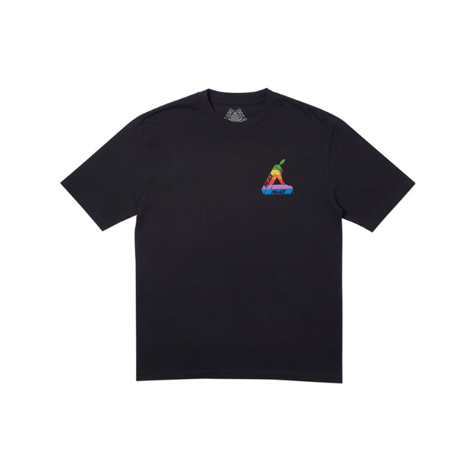 Palace Jobsworth T-Shirt Black