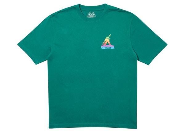 Palace Jobsworth T-Shirt Green