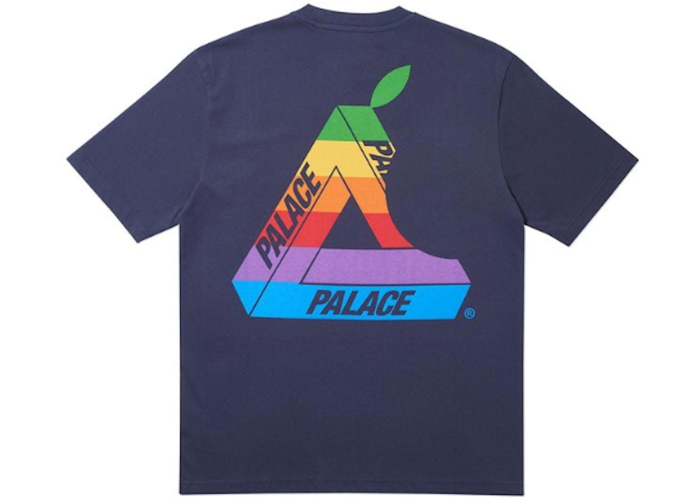 8a4616f0862e Palace T-Shirts - Buy   Sell Streetwear