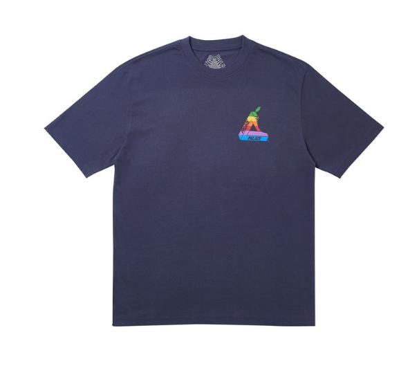 Palace Jobsworth T-Shirt Navy