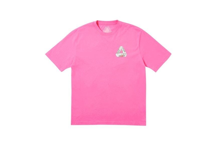 Palace LA Opening Tri Ferg T-Shirt Pink