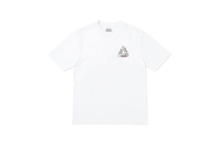 Palace LA Opening Tri Ferg T-Shirt White