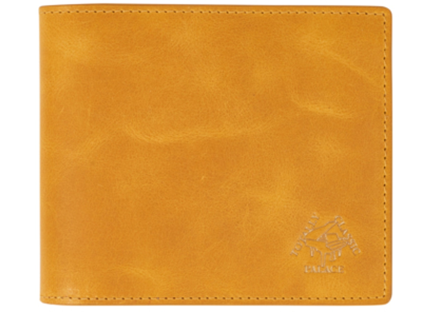 fc718606 Palace Leather Billfold Wallet Yellow. Leather