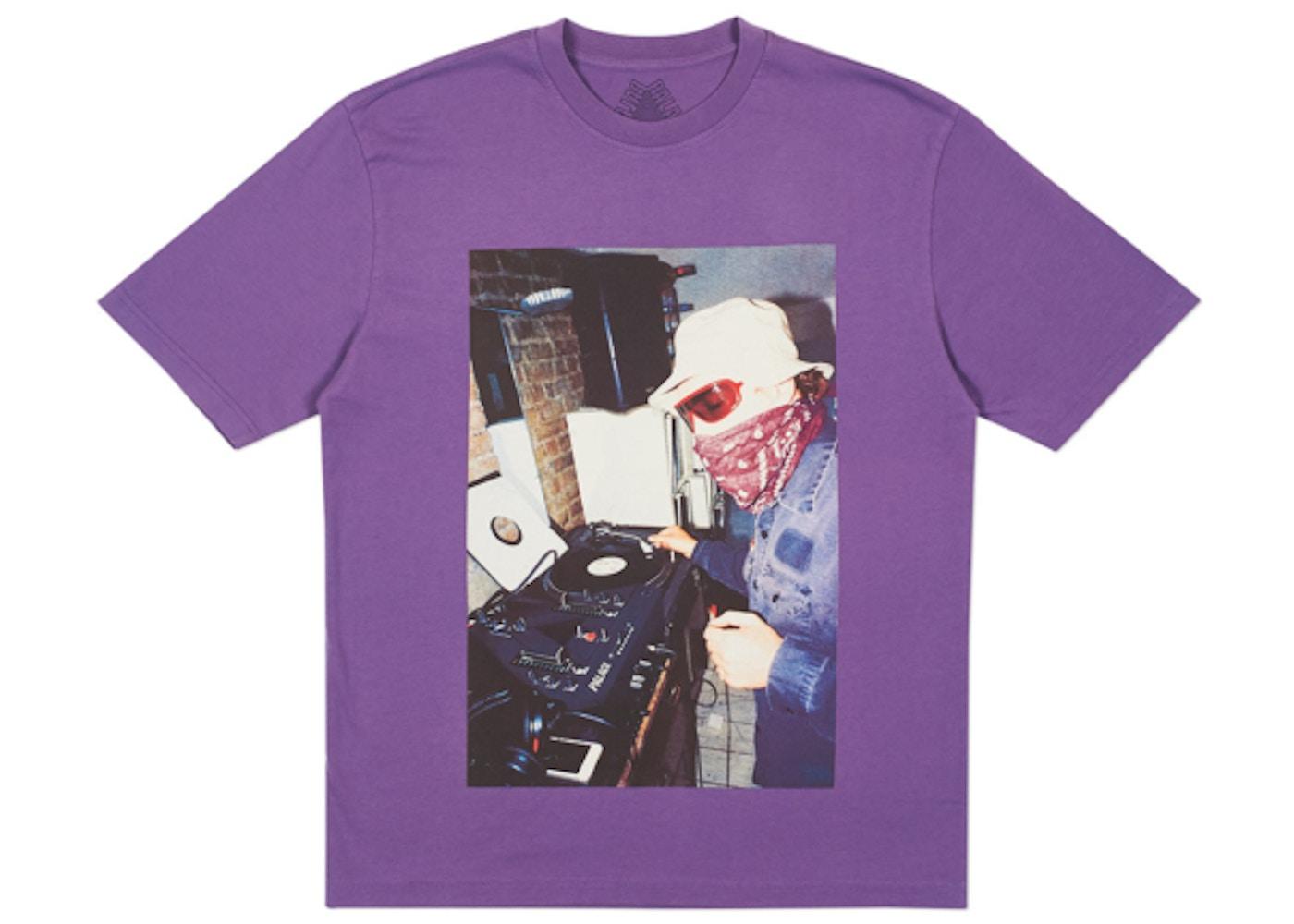 869b86ba7edc Palace Mixer T-Shirt Purple - FW18