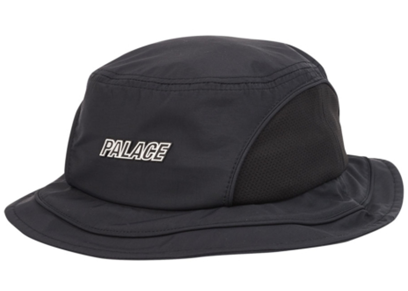 Sell. or Ask. View All Bids. Palace Mountain Shell Bucket Hat Black d783ff96e8c