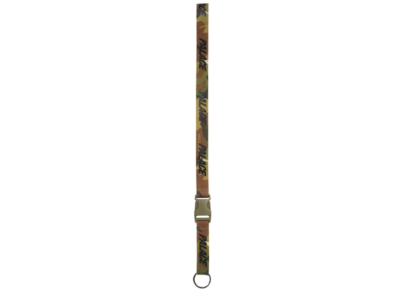 Palace Multicam Palace Clip Lanyard Original by Stock X