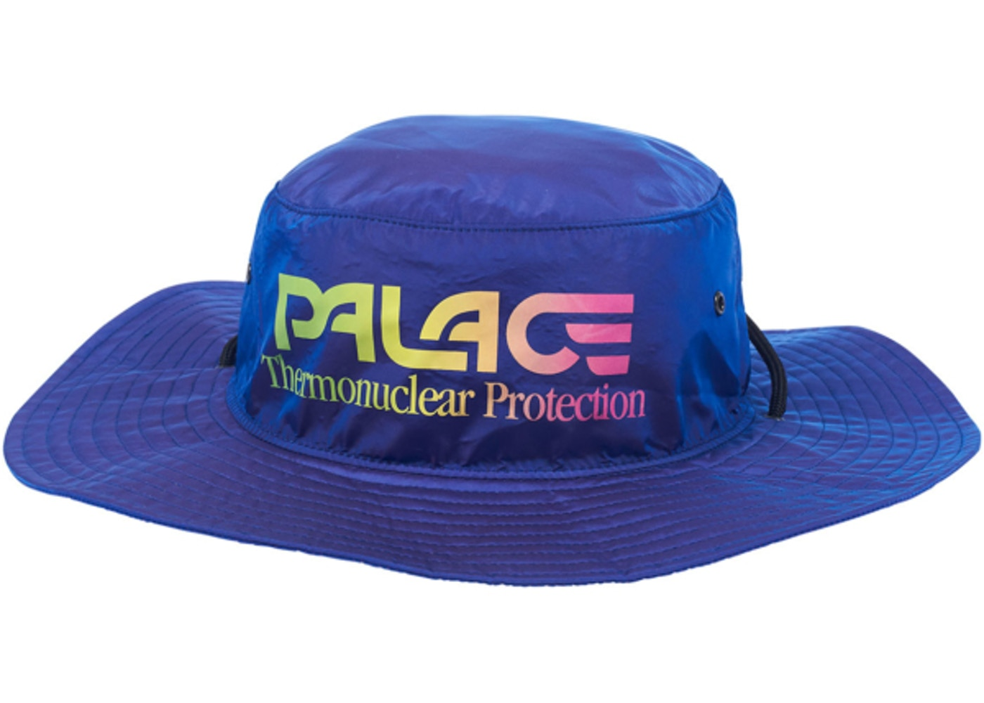 5db51286 Palace Oakley Thermo Hat Blue. Oakley Thermo