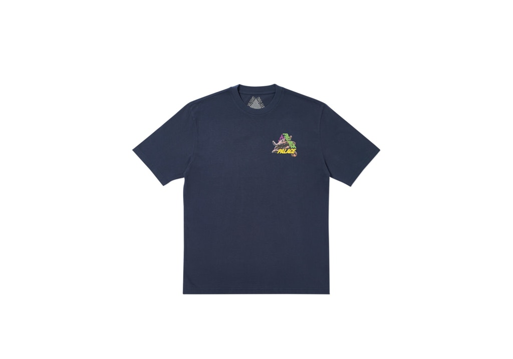 Palace Octo T-Shirt Navy