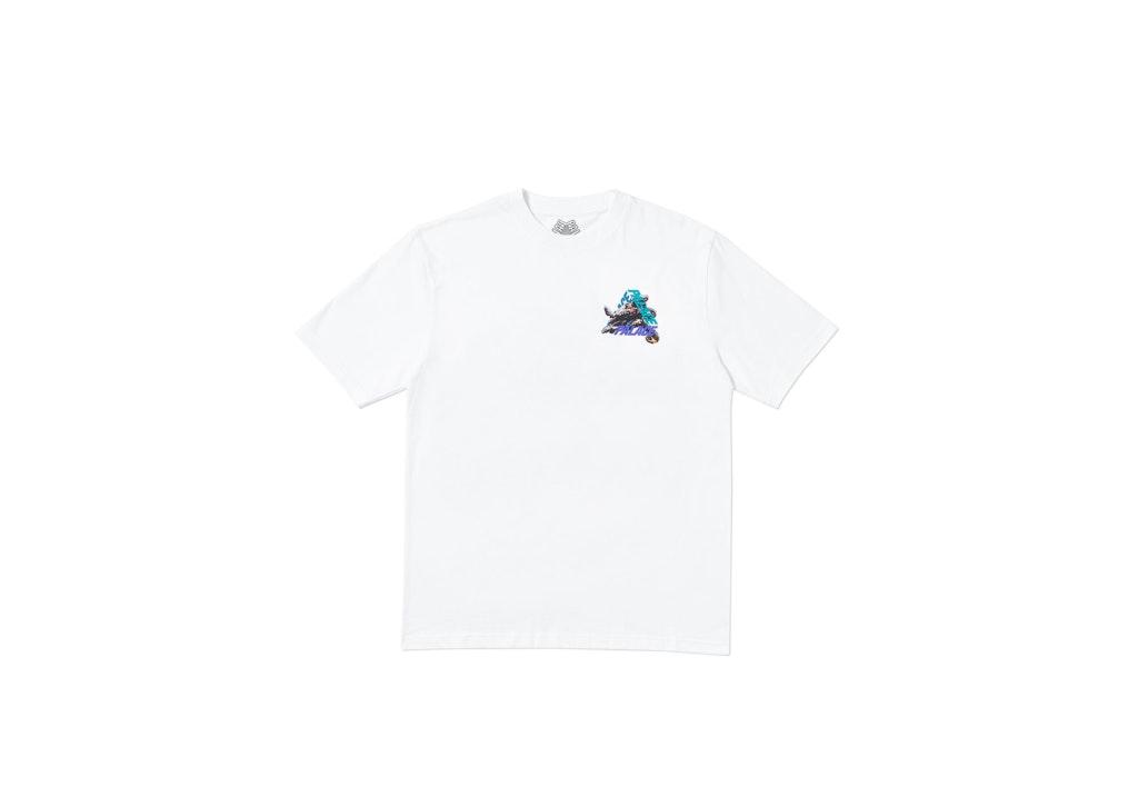 Palace Octo T-Shirt White