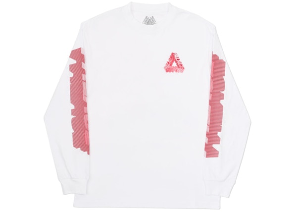 0c01c0d68ad1 Palace P-3D Longsleeve Ultimo 17 White - Ultimo 2017