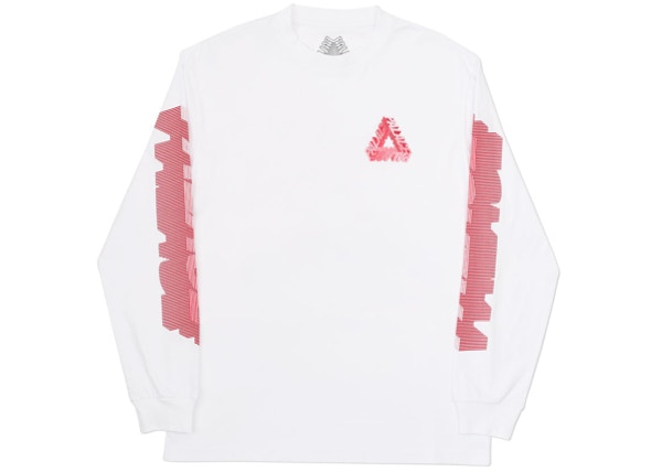 df89a7480477 Palace P-3D Longsleeve Ultimo 17 White - Ultimo 2017
