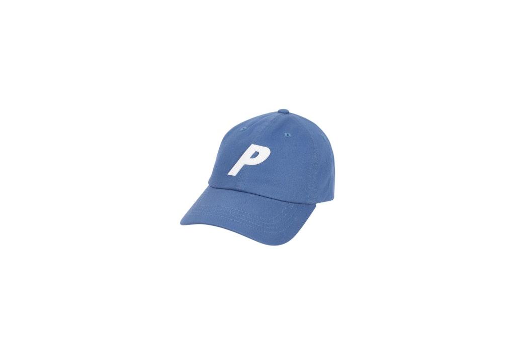 Palace P 6-Panel (SS 19) Blue