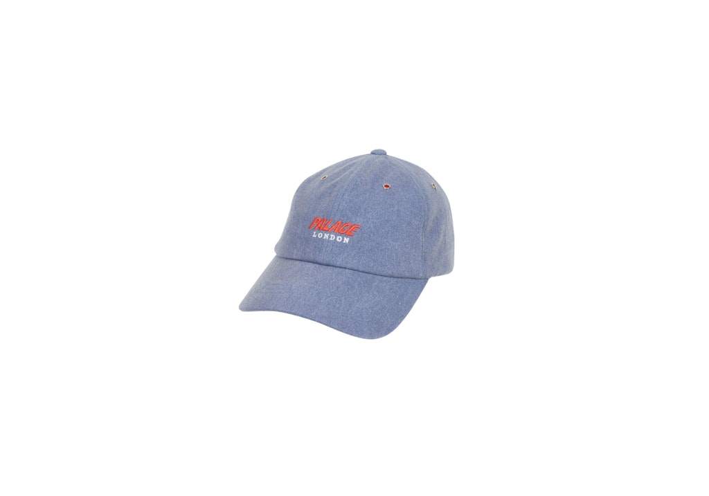 Palace P-Clip 6-Panel Navy