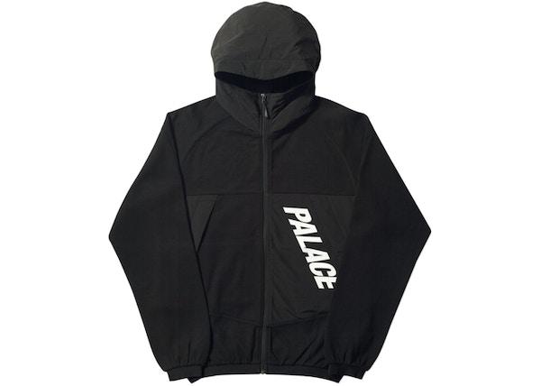 a44a957bbd87 Palace P-Tech Track Jacket Black Black - Ultimo 2017