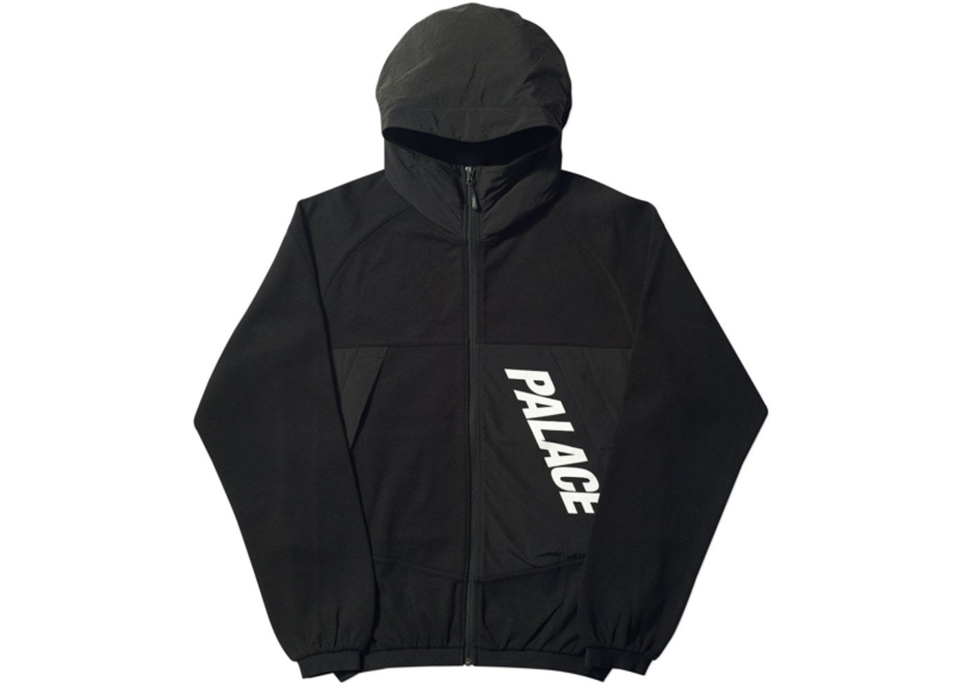 2472f0595fa2 Size M. View All Bids. Palace P-Tech Track Jacket Black Black. P-Tech Track
