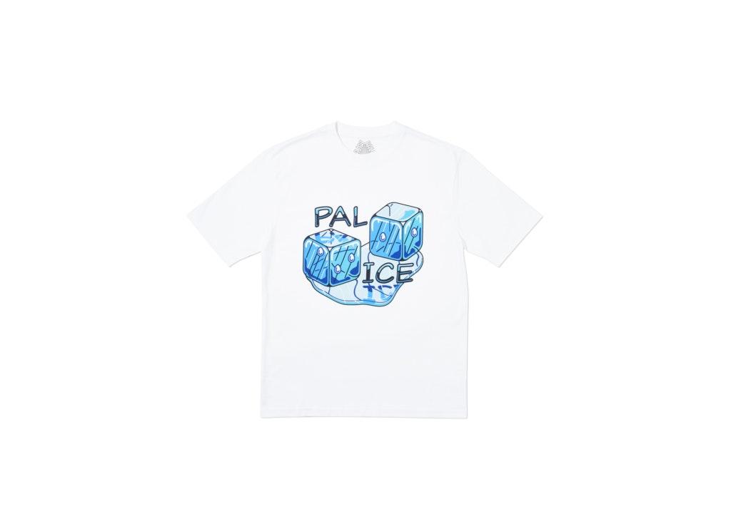 Palace Pal Ice T-Shirt (SS19) White