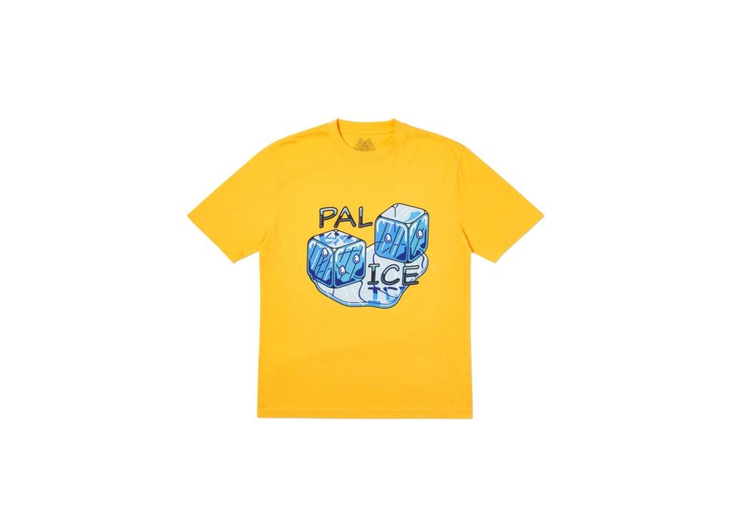 Palace Pal Ice T-Shirt (SS19) Yellow