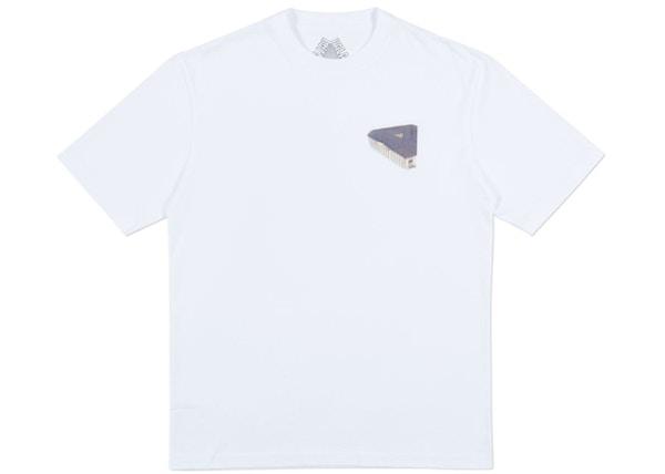 Palace Palazzo T-Shirt White