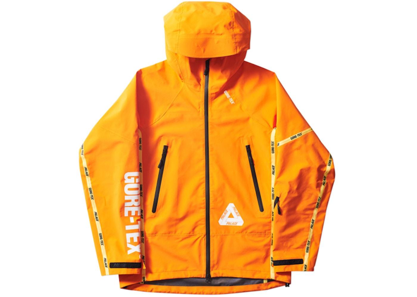 f93ba3591ba0 Palace Palex Gore-Tex Jacket Orange - Ultimo 2017