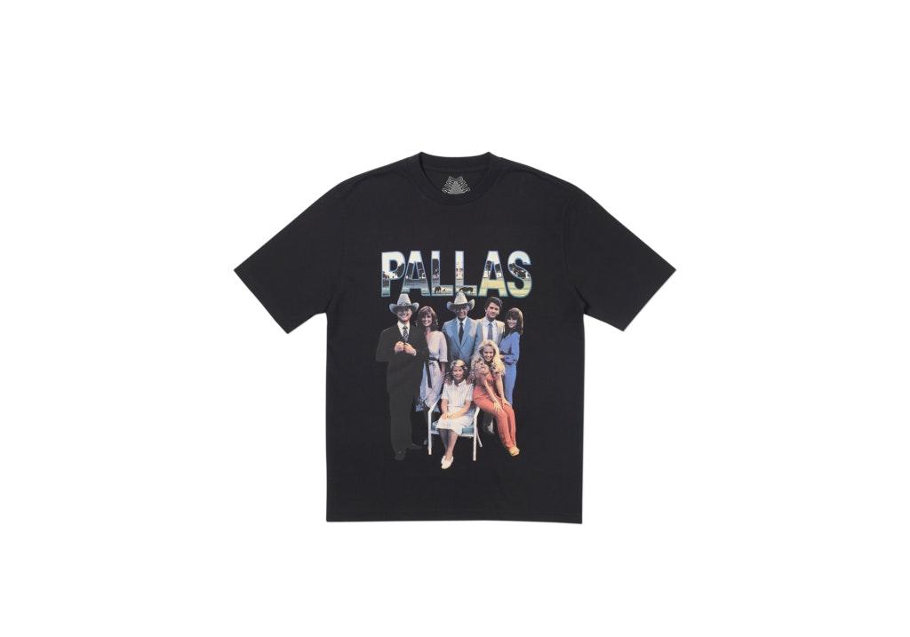Palace Pallas T-Shirt Black
